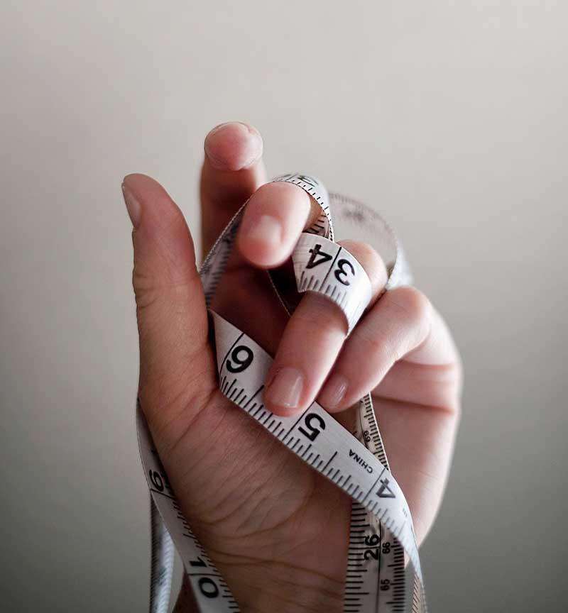 poids et apparences